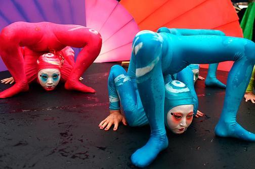 Video: China y Estados Unidos se quedan con el Cirque du Soleil