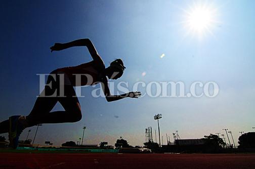 Periodistas extranjeros evalúan a Cali como sede de Mundial de Atletismo de Menores