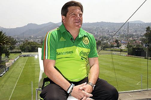 """""""Veo fuerte a Colombia para la Copa América"""": técnico de México"""
