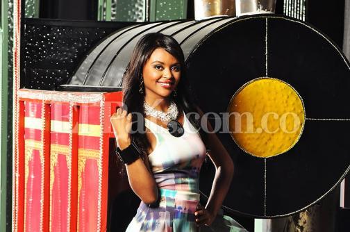 Ella es Angie Katherin Ruiz, candidata de Pradera a Señorita Valle