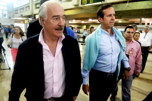 Video: Pastrana desea hablar con Maduro antes de visitar a líderes opositores