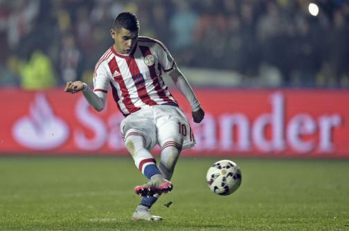 Tío de jugador de Paraguay murió al celebrar el paso a la semifinal