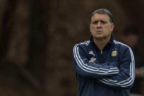 """Hubiera preferido no jugar contra Paraguay"": Gerardo 'Tata' Martino, DT Argentina"