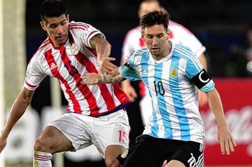 ¿A quién prefieren los chilenos en la final: Argentina o Paraguay?