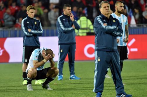 """""""Argentina debió ganar la final"""": Gerardo 'Tata' Martino"""