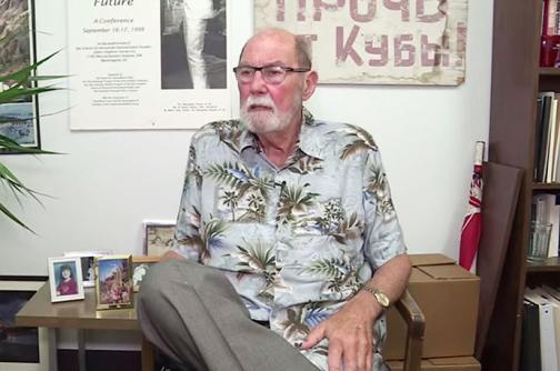 Video: conozca al hombre que ayudó a cerrar la embajada de EE.UU. en Cuba hace 54 años