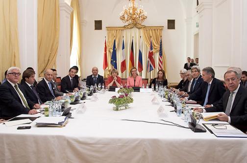 Video: Momento clave en la negociación nuclear iraní en Viena