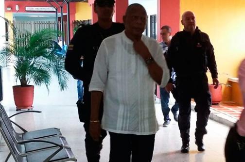 En video: Capturan al Alcalde de Buenaventura por supuesta contratación irregular