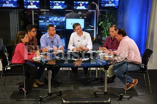 Entrevista con Christian Garcés, candidato a la Gobernación del Valle