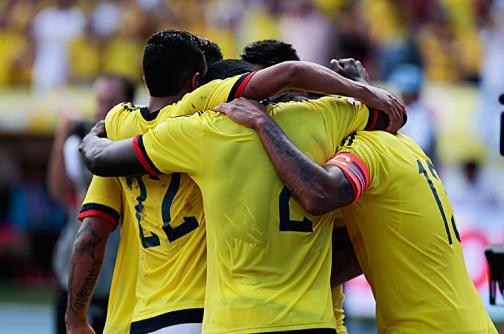 Video: Teófilo Gutiérrez y Edwin Cardona hablaron del triunfo de Colombia