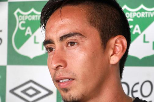 """Deportivo Cali ya corrigió los errores"": Fabián Sambueza"
