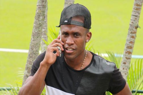 """""""Me he sentido mal porque los resultados no han salido"""": Felipe Banguero, Deportivo Cali"""