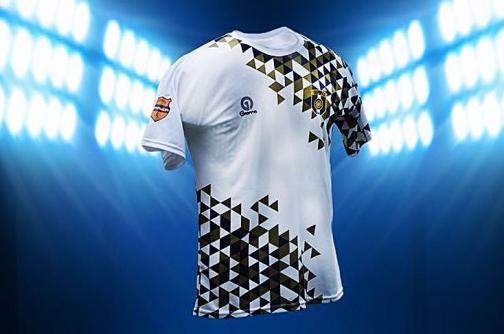 El Dépor FC presentó su nueva camiseta para la temporada 2016