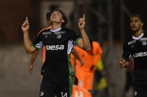 """John Lozano: """"Deportivo Cali está subiendo el nivel"""""""