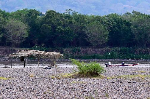 Video: sequía está dejando sin peces al río Magdalena