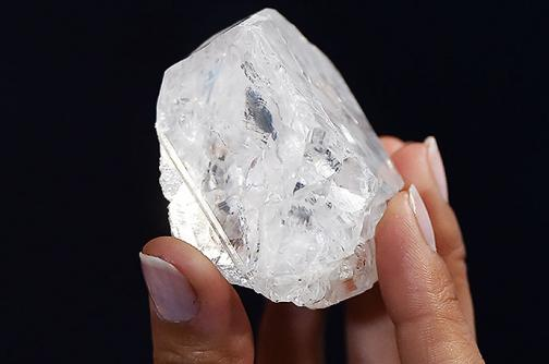 Video: subastan en Londres el diamante más grande del mundo