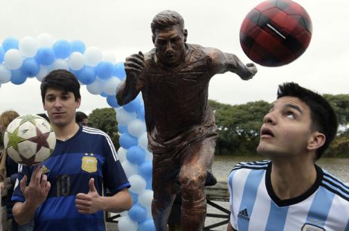 Argentina clama por el regreso de Lionel Messi