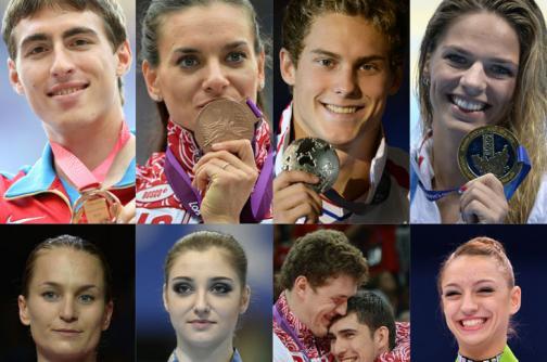 68 atletas rusos, por fuera de los Juegos Olímpicos de Río 2016