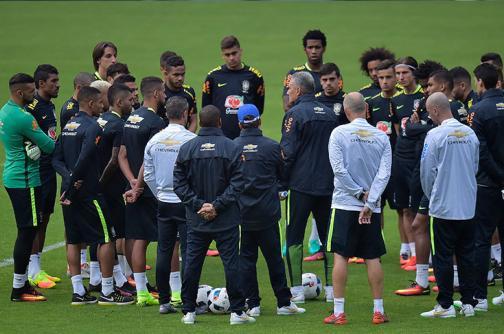 Brasil se prepara para enfrentar a Ecuador en Quito