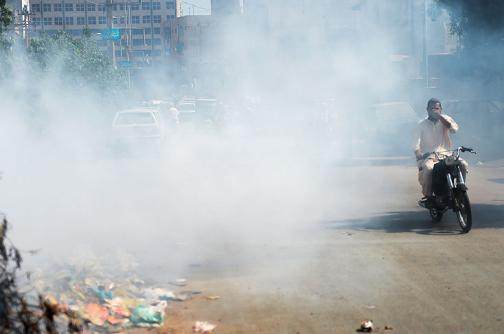 En video: 9 de cada 10 humanos respiran aire muy contaminado, según la OMS