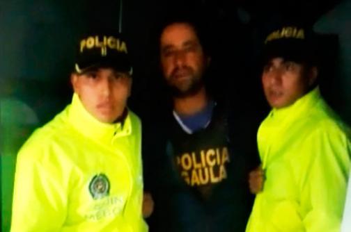 En video: así fue la salida de Rafael Uribe Noguera del hospital hacia Paloquemao