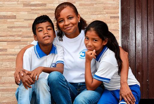 En Siloé existe un pequeño hogar para educar a los niños 'rebeldes' de Cali