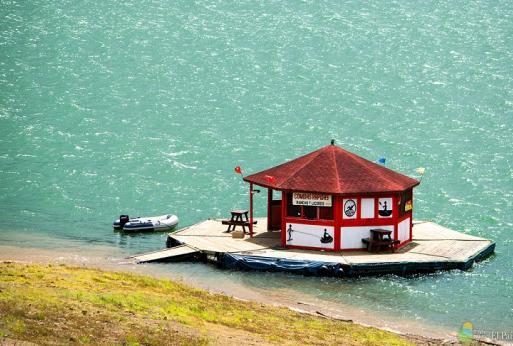 En El Darién está el lago más querido por los vallecaucanos, conózcalo
