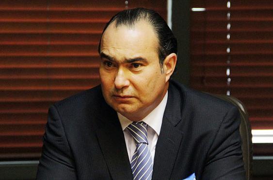 Magistrado de la Corte Constitucional Jorge Pretelt. Foto: Elpais.com.co | Colprensa.