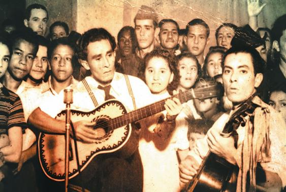 El Ministerio de Cultura declaró este 2015 como el año José Barros pues ayer, 21 de marzo, se cumplieron cien años de su natalicio. Foto: Especial para Gaceta