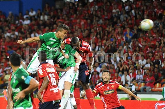 En fotos: los mejores momentos de la final entre Medellín y Deportivo Cali