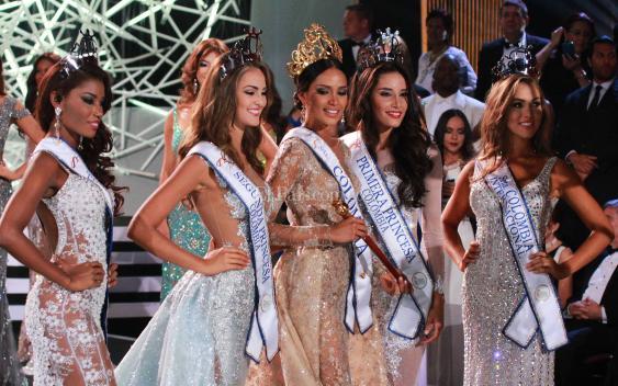 En imágenes: reviva la velada de coronación de la Señorita Colombia