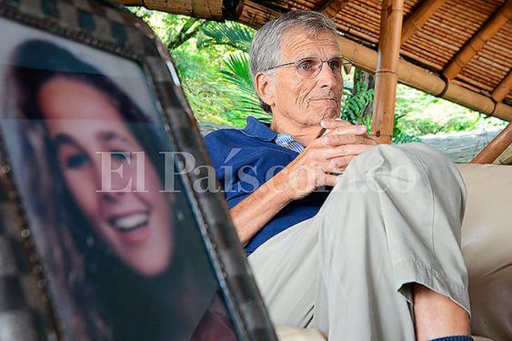 Así recuerda Martin Felton, exrector del Colegio Bolívar, a su hija Ariel