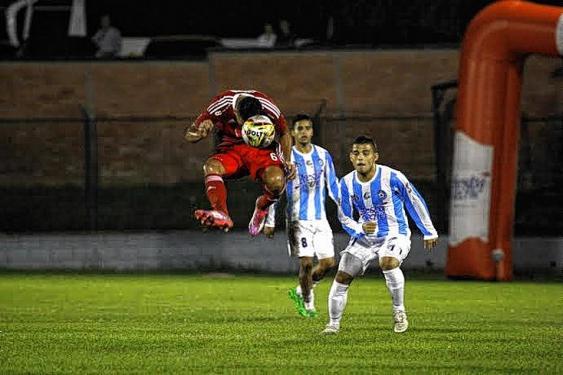 En imágenes: Así fue el empate de América de Cali ante Real Santander