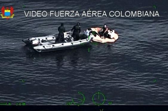 En video: así fue el rescate de los dos buzos desaparecidos en Malpelo