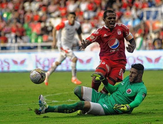 Las mejores imágenes del empate 1-1 de América ante el Cúcuta