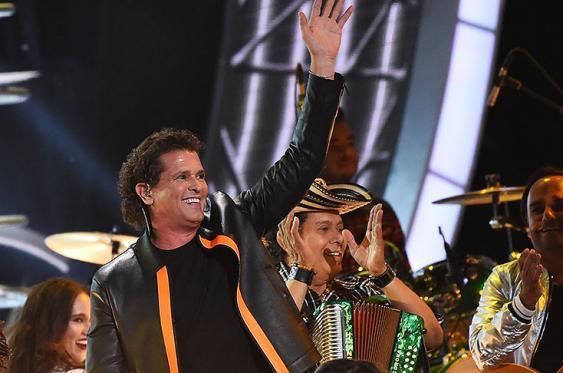 En fotos: una verdadera fiesta en Las Vegas con los Latin Grammy, vea lo mejor de la noche