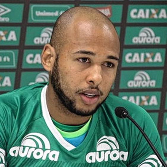 Sérgio Manoel había fichado por Chapecoense en el año 2016. <br>