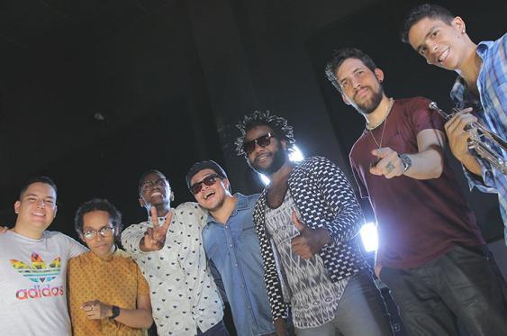 Esta es la banda que fue escogida como a la 'Selección Colombia' para interpretar 'Tu Camino':<br><br>Foto: Especial para El País