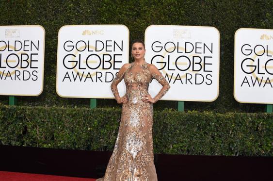 En fotos: Sofía Vergara, entre las más 'fashion' de los Globos de Oro