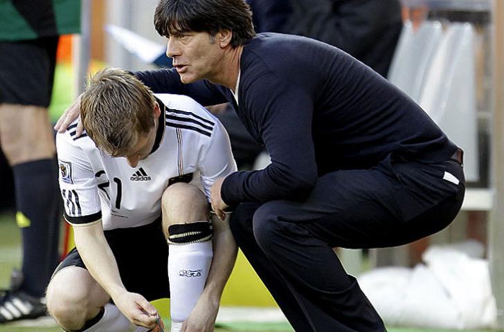 Joachim L�w seguirá como técnico de Alemania hasta la Eurocopa 2016