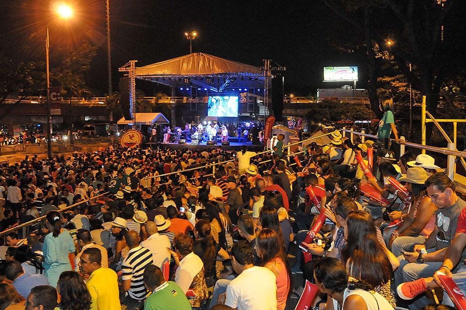 Estos fueron los momentos más 'rumberos' de la Calle de la Feria - elpais.com.co