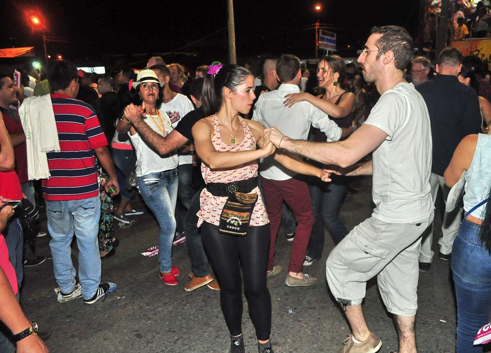Video: la Feria de Cali también se la gozaron los extranjeros - elpais.com.co