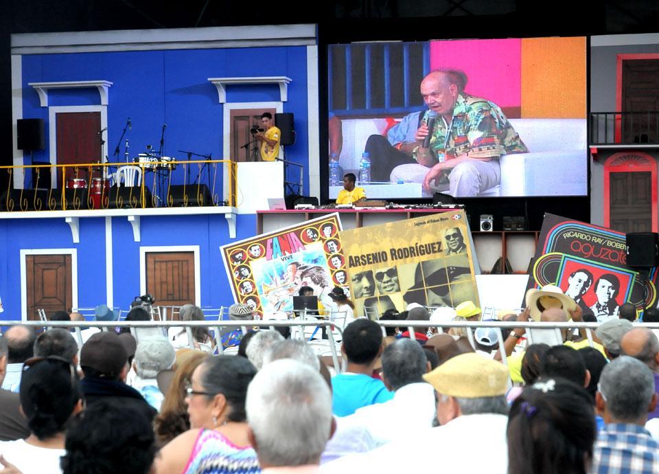 El Encuentro de Melómanos y Coleccionistas, al son de grandes salseros - elpais.com.co