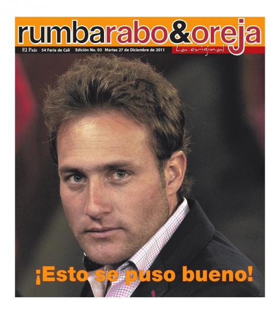 Rumba, rabo y oreja-Diciembre 27 de 2011