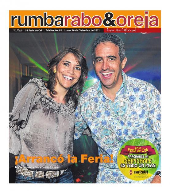 Rumba, rabo y oreja-Diciembre 26 de 2011
