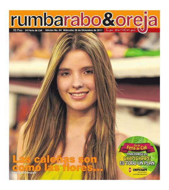 Rumba, rabo y oreja-Diciembre 28 de 2011