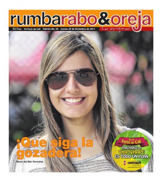 Rumba, rabo y oreja-Diciembre 29 de 2011