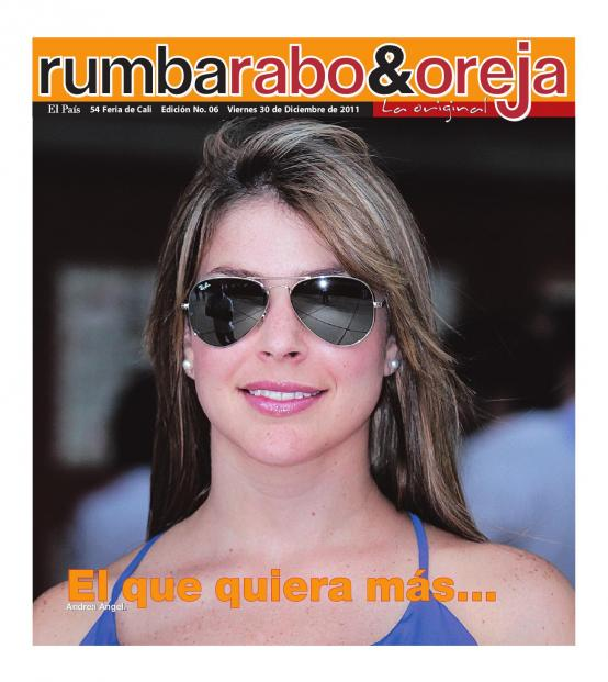Rumba, rabo y oreja-Diciembre 30 de 2011
