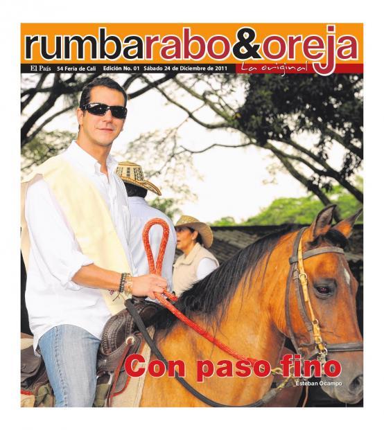Rumba, rabo y oreja-Diciembre 24 de 2011