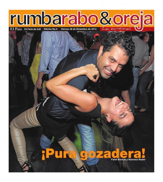 Rumba, rabo y oreja-Diciembre 28 de 2012